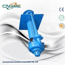 vertical single stage coal washing slurry pump