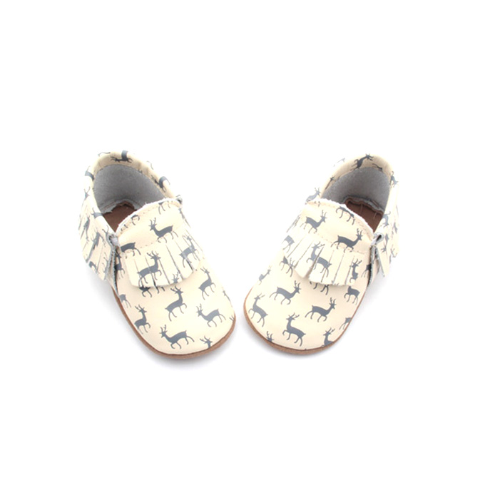 Hot Style America Style Favorable Price Baby Moccasins