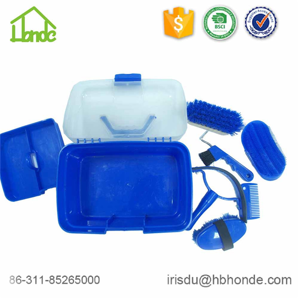 Durable Easy Carry Horse Grooming Box