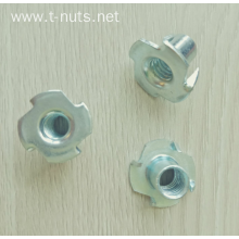 Carbon steel  ZP M8x17 Tee Nuts
