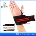 Mens sports pain relief wrist bands brace