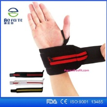 Hot selling attractive for Wrist Guard Antistatic gym lifting wrist straps support supply to Barbados Supplier