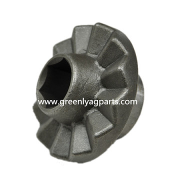 N102036 John Deere cornheaders Jaw with hex hub