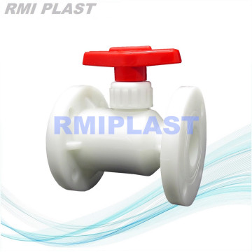 Chemical Industrial Valve PVDF PN10