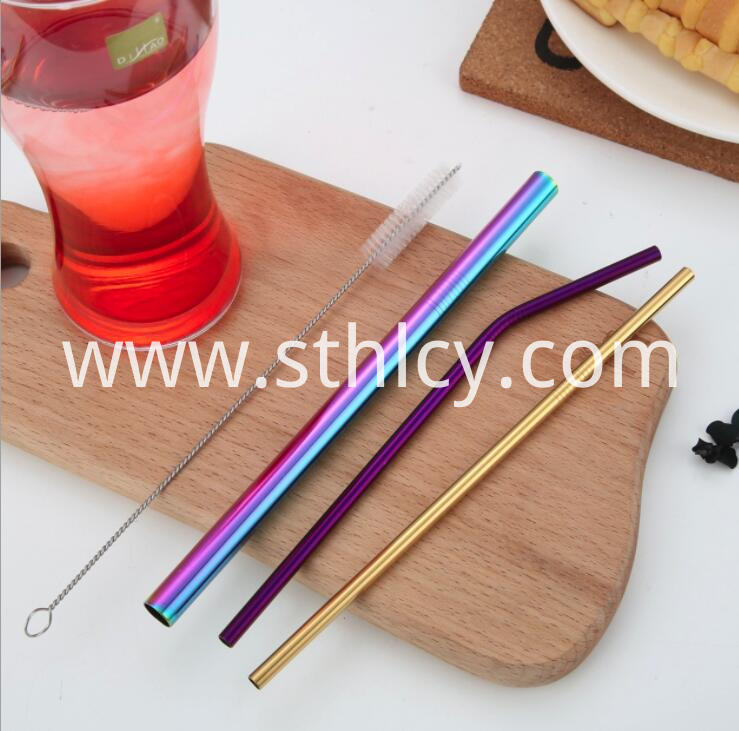 Stainless Steel Straw For Coffee
