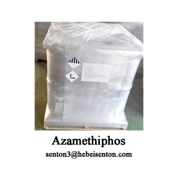 Factory Free sample for China Pesticide Intermediate, Industrial Grade Pesticide Intermediate, Cheap Pesticide Intermediate Manufacturer and Supplier An Organophosphorus Pesticide Azamethiphos export to Portugal Supplier
