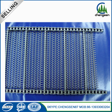 18''Wire Mesh Conveyor Belt For Stainless Chain
