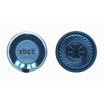 Excellent sound 20mm 8ohm 0.5w micro mylar speaker