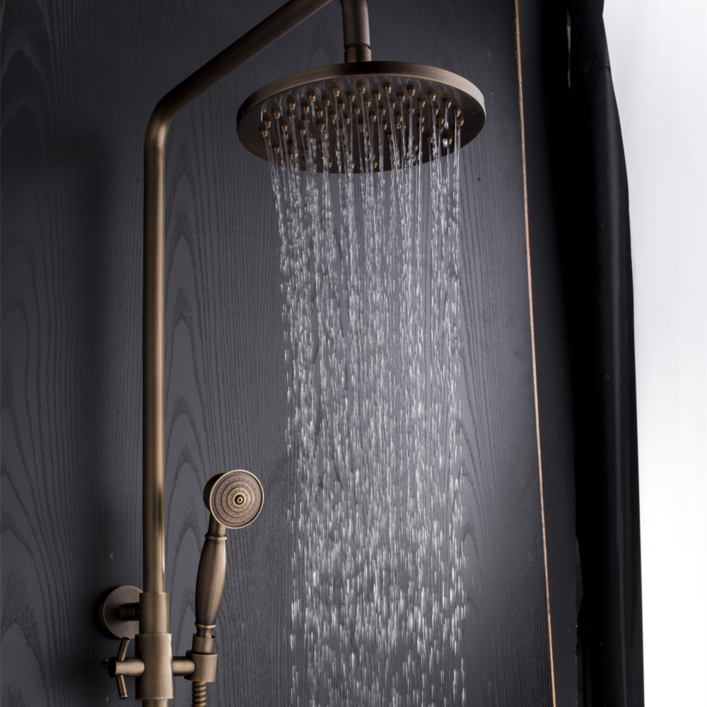 Top Shower Faucet