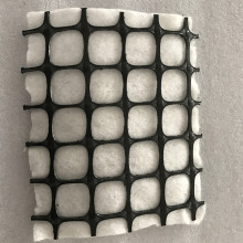 Plastic Biaxial Geogrid and Geotextile Composite