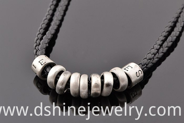 Retro Male Pendants Necklace