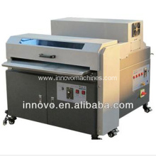 ZX700 UV coating machine with dryer