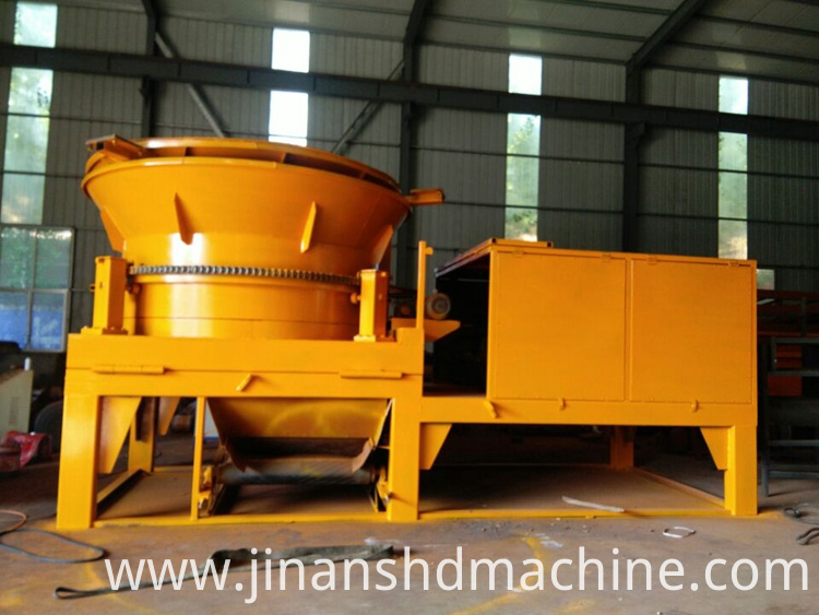 Mobile Wood Crusher