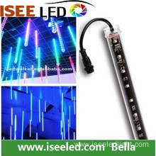 China Factories for Led Meteor Lights Sound activated RGB Pixel 3d tube DC12V export to France Exporter