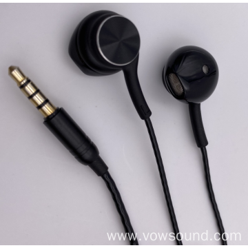 Wired Stereo Earbuds with Microphone