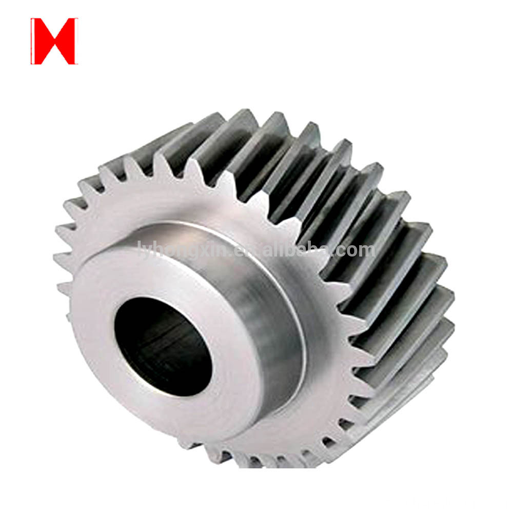 Rotary reducer output gear