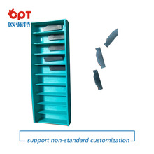 100% Original for Carbide Milling Tools Grooving inserts replace Taegutec TDC2 TDC3 TDC4 export to United States Supplier