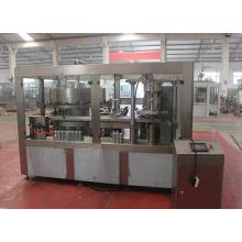 High Efficiency Factory for Beer Filling Machine Can Filler and Seamer Filling Process export to Belgium Factory