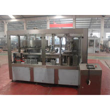 Hot Sale for Glass Bottle Filling Machine Rotary Juice Can Filling and Seaming Machine export to Ghana Factory