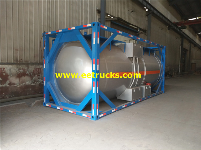 20feet Trichlorosilane Tank Containers