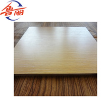 One of Hottest for Veneer UV MDF 18mm walnut veneer MDF board for furniture supply to New Zealand Supplier