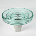 Glass Suspension Disc Insulators for Transmission Lines