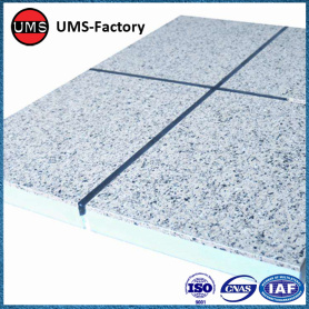 Exterior eps concrete wall insulation board