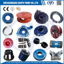 Acid Resistant Pump Elastomer Parts