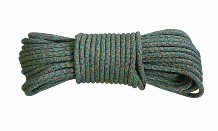 Aid Climbing Static Rope