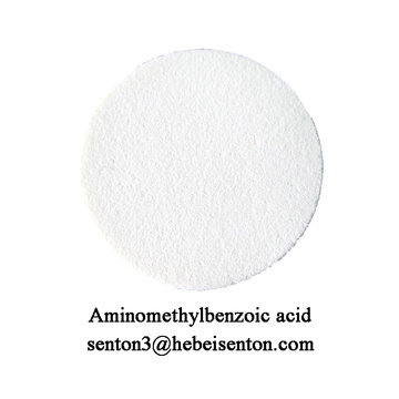 OEM Factory for Medical Chemical Intermediates White powder Aminomethyl Benzoic acid supply to Spain Supplier
