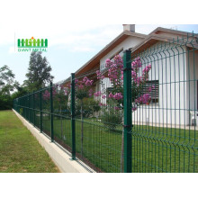3D fence panels wiith curve