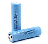 automatic flashlight Lithium Ion Rechargeable 18650 battery