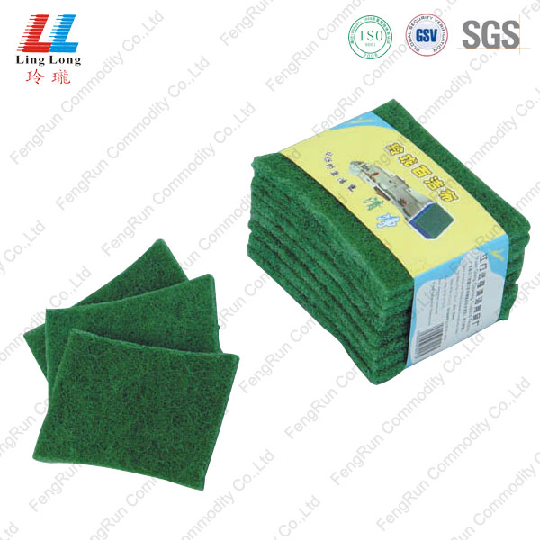 Effective scouring pad kitchen item
