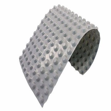 Plastic Dimpled Drain Board Dimple Drainage Sheet