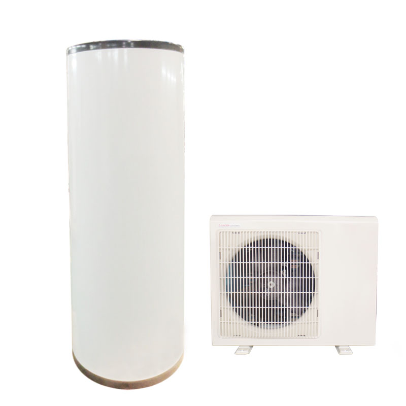 Water Tank 300L with Heat Pump
