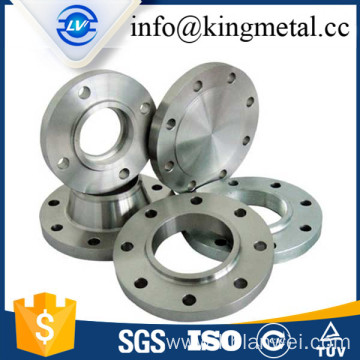China Factory for Water Pipe Flange Hot sale ANSI B16.5 carbon steel flange export to Russian Federation Factories