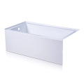 3 Wall Small Deep Soaking Tub Alcove