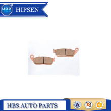 Sintered brake pad for HONDA CB600F