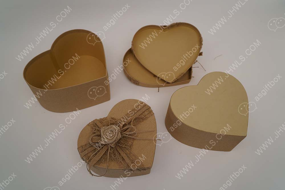 Heart Shopping Box