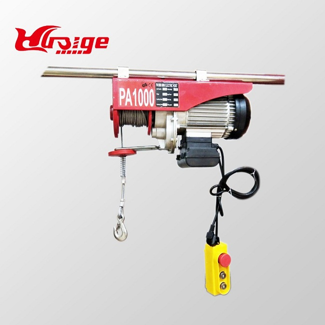 PA Mini wire rope hoist