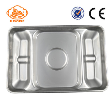 Thickening Galvanized Steel Pans For Feeding Pig