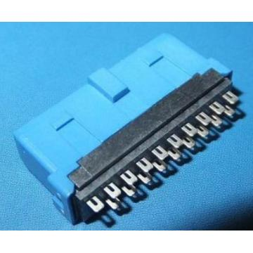 3.0 IDC 20PIN FEMALE(B TYPE WITH STRADDLE)