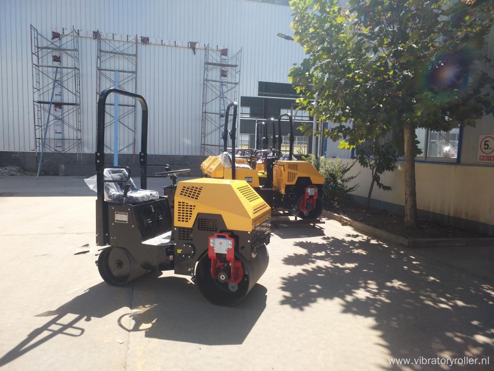New Ride-on Soil Compactor Vibratory Road Rollers