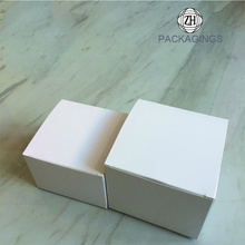 Customize Ivory Board Packaging Boxes