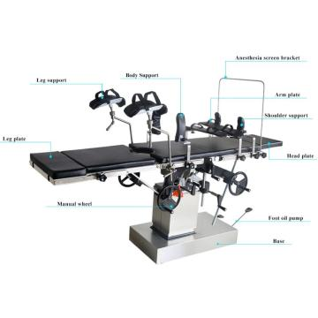 Manual Operation Table with Multi functions