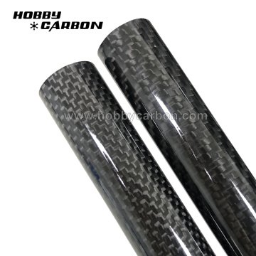 Corrosion Resistant Axis For Carbon Fiber Pole