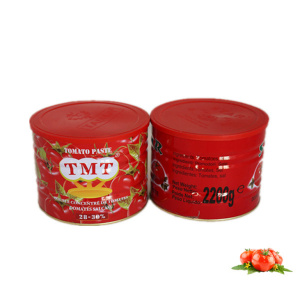 70g-4500g canned tomato paste for Gambia