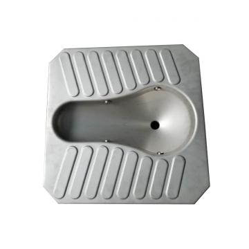 High Quality Stainless Steel WC Squatting Pan