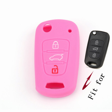 2019 Popular Kia 3 Buttons key Fob Cover