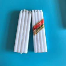 Pure white stick candle bougies to Nigeria